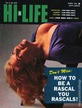 Hi-Life (1958 Wilmot Enterprises Inc.) The Live-It-Up Magazine for Gentlemen Vol. 2 #4