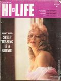 Hi-Life (1958 Wilmot Enterprises Inc.) The Live-It-Up Magazine for Gentlemen Vol. 2 #6
