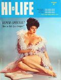 Hi-Life (1958 Wilmot Enterprises Inc.) The Live-It-Up Magazine for Gentlemen Vol. 3 #1