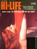 Hi-Life (1958 Wilmot Enterprises Inc.) The Live-It-Up Magazine for Gentlemen Vol. 4 #1