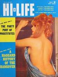 Hi-Life (1958 Wilmot Enterprises Inc.) The Live-It-Up Magazine for Gentlemen Vol. 5 #3