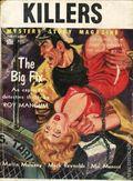 Killers Mystery Story Magazine (1956-1957 Arnold Magazines) 2
