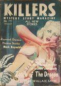 Killers Mystery Story Magazine (1956-1957 Arnold Magazines) 3