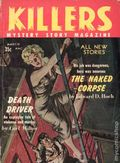 Killers Mystery Story Magazine (1956-1957 Arnold Magazines) 4
