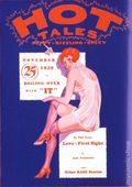Hot Tales (1929 Merwil Publishing) Vol. 1 #1