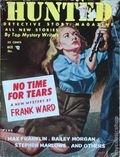 Hunted Detective Story Magazine (1954-1956 Star Publications) 6
