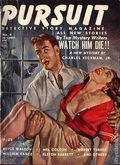Pursuit Detective Story Magazine (1953-1956 Star Publications) Pulp 4
