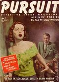 Pursuit Detective Story Magazine (1953-1956 Star Publications) Pulp 7