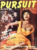 Pursuit Detective Story Magazine (1953-1956 Star Publications) Pulp 8