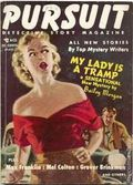 Pursuit Detective Story Magazine (1953-1956 Star Publications) Pulp 9