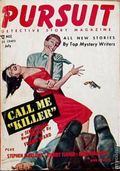 Pursuit Detective Story Magazine (1953-1956 Star Publications) Pulp 10
