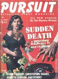 Pursuit Detective Story Magazine (1953-1956 Star Publications) Pulp 12