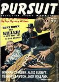 Pursuit Detective Story Magazine (1953-1956 Star Publications) Pulp 14