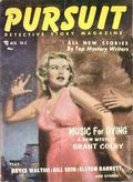 Pursuit Detective Story Magazine (1953-1956 Star Publications) Pulp 15
