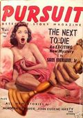Pursuit Detective Story Magazine (1953-1956 Star Publications) Pulp 17
