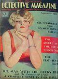 Illustrated Detective Magazine (1929-1932 Tower Magazines) Vol. 2 #3