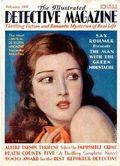 Illustrated Detective Magazine (1929-1932 Tower Magazines) Vol. 3 #2