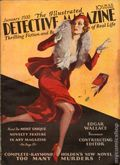 Illustrated Detective Magazine (1929-1932 Tower Magazines) Vol. 5 #1