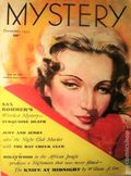 Mystery (1932-1935 Tower Magazines) Vol. 6 #6