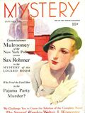 Mystery (1932-1935 Tower Magazines) Vol. 7 #1
