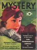Mystery (1932-1935 Tower Magazines) Vol. 7 #6