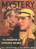 Mystery (1932-1935 Tower Magazines) Vol. 8 #1