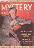 Mystery (1932-1935 Tower Magazines) Vol. 8 #3