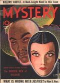 Mystery (1932-1935 Tower Magazines) Vol. 8 #4