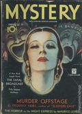 Mystery (1932-1935 Tower Magazines) Vol. 9 #2