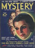 Mystery (1932-1935 Tower Magazines) Vol. 10 #3