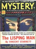Mystery (1932-1935 Tower Magazines) Vol. 10 #5