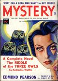 Mystery (1932-1935 Tower Magazines) Vol. 10 #6