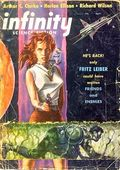 Infinity Science Fiction (1955-1958 Royal Publications) Vol. 2 #2