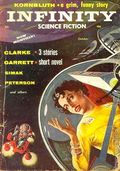 Infinity Science Fiction (1955-1958 Royal Publications) Vol. 2 #6