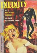 Infinity Science Fiction (1955-1958 Royal Publications) Vol. 3 #4