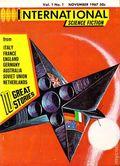 International Science Fiction (1967-1968 Galaxy Publishing) Vol. 1 #1