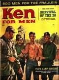 Ken for Men (1958-1959 Atlas/Diamond) 2nd Series Vol. 3 #2