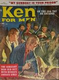 Ken for Men (1958-1959 Atlas/Diamond) 2nd Series Vol. 4 #2