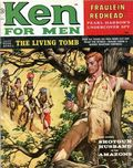 Ken for Men (1958-1959 Atlas/Diamond) 2nd Series Vol. 4 #4