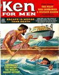 Ken for Men (1958-1959 Atlas/Diamond) 2nd Series Vol. 4 #6