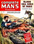 Complete Man's Magazine (1957-1958 Atlas/Diamond) Vol. 2 #3