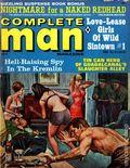 Complete Man (1965-1967 Atlas/Diamond) Vol. 6 #2