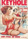Keyhole Detective Story Magazine (1962 Pontiac Publishing) Vol. 2 #1
