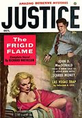 Justice (1955-1956 Non-Pareil Publishing) Vol. 1 #3