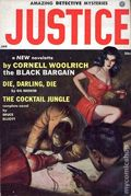 Justice (1955-1956 Non-Pareil Publishing) Vol. 2 #1