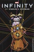 Infinity Omnibus HC (2019 Marvel) By Jim Starlin and Jonathon Hickman 1-1ST