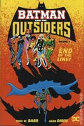 Batman and the Outsiders HC (2017-2019 DC) 3-1ST