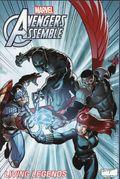 Avengers Assemble Living Legends TPB (2019 Marvel) 1-1ST