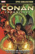Conan Chronicles The Heart of Yag-Kosha TPB (2019 Marvel) Epic Collection 1-1ST