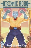 Atomic Robo and the Dawn af a New Era (2018 IDW) 4B